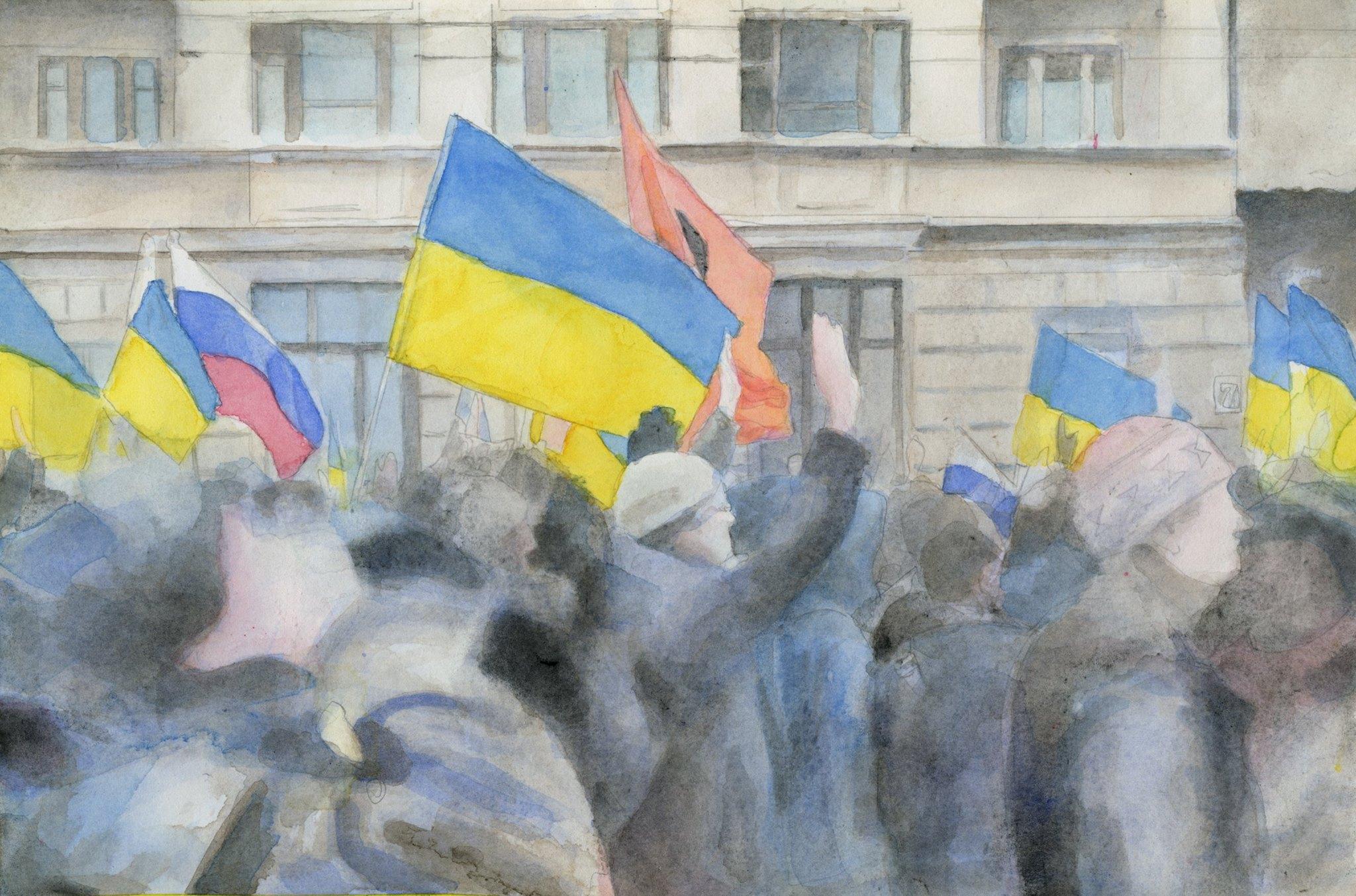 Peace Day Crimea Ukraine