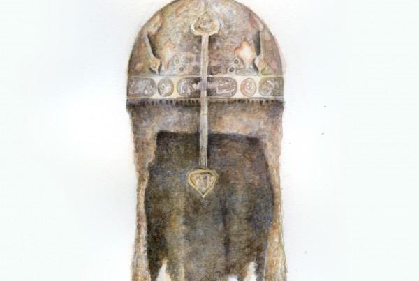 Indo-Persian helmet, Kulah khud